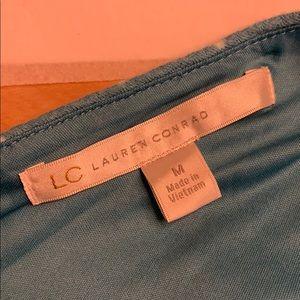 LC Lauren Conrad Dresses - 2/$15 Lauren Conrad Open/criss cross back